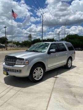 2014 Lincoln Navigator for sale at Bostick's Auto & Truck Sales in Brownwood TX