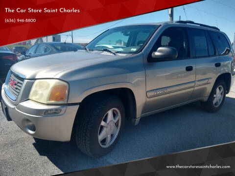 2002 GMC Envoy for sale at The Car Store Saint Charles in Saint Charles MO