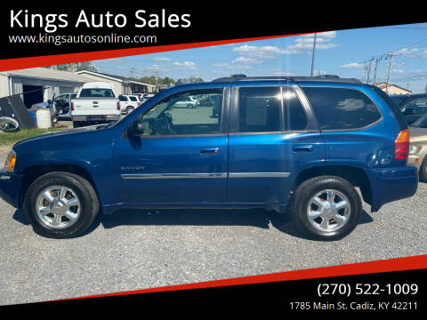 2006 GMC Envoy for sale at Kings Auto Sales in Cadiz KY