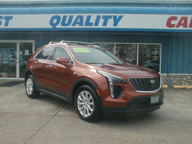 2019 Cadillac XT4 for sale at Dick Vlist Motors, Inc. in Port Orchard WA