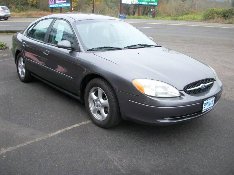 2003 Ford Taurus SE 4dr Sedan - Chehalis WA