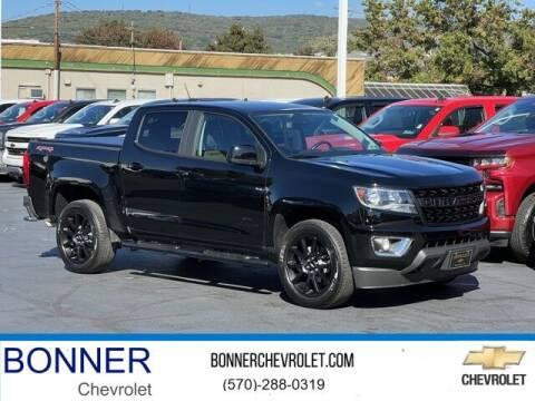 2020 Chevrolet Colorado for sale at Bonner Chevrolet in Kingston PA