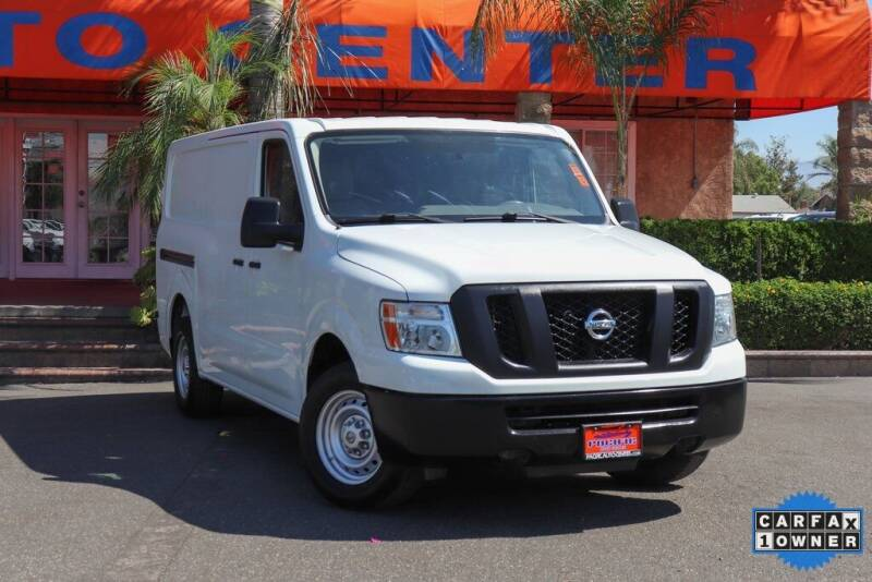 2015 Nissan NV Cargo for sale in Fontana, CA
