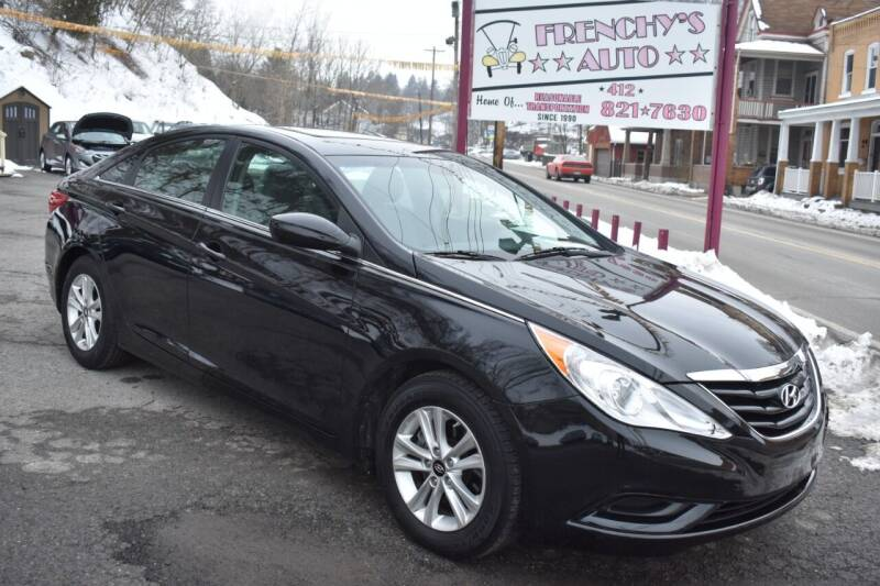 2012 Hyundai Sonata for sale at Frenchy's Auto LLC. in Pittsburgh PA