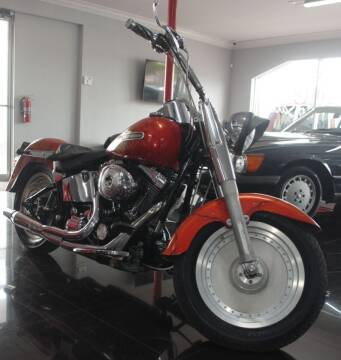 2000 Harley-Davidson Fat Boy for sale at Maxicars Auto Sales in West Park FL