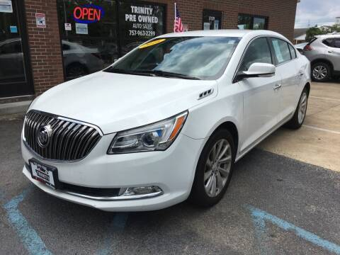 2016 Buick LaCrosse for sale at Bankruptcy Car Financing in Norfolk VA