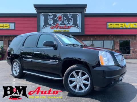2008 GMC Yukon for sale at B & M Auto Sales Inc. in Oak Forest IL
