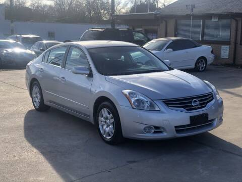 2012 Nissan Altima for sale at Safeen Motors in Garland TX
