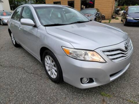 2010 Toyota Camry for sale at Citi Motors in Highland Park NJ
