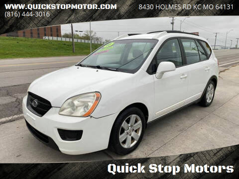 2007 Kia Rondo for sale at Quick Stop Motors in Kansas City MO