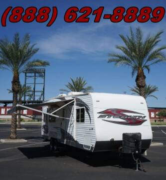 2012 Forest River M-FS2612