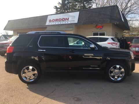 2010 GMC Terrain for sale at Gordon Auto Sales LLC in Sioux City IA