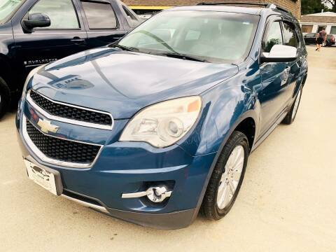 2011 Chevrolet Equinox for sale at Auto Space LLC in Norfolk VA