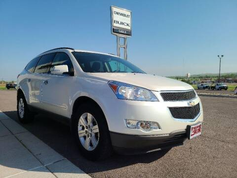 2012 Chevrolet Traverse for sale at Tommy's Car Lot in Chadron NE