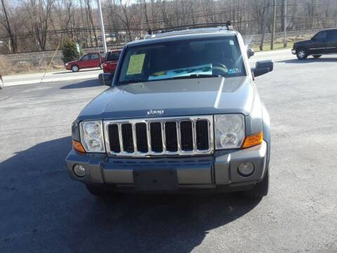 2007 Jeep Commander for sale at Dun Rite Car Sales in Downingtown PA