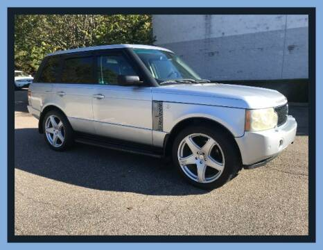 2006 Land Rover Range Rover for sale at Select Auto in Smithtown NY
