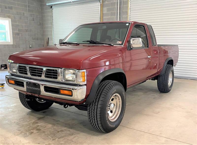 1993 Nissan Truck for sale at Silverline Automotive in Lynchburg VA