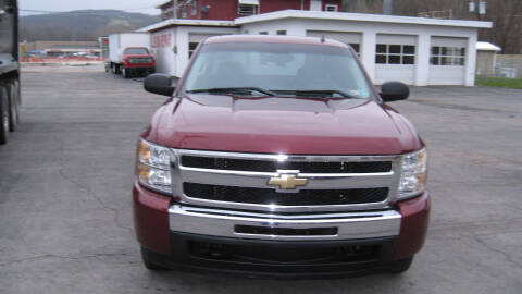 2009 Chevrolet Silverado 1500 for sale at SHIRN'S in Williamsport PA