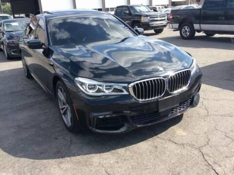 2016 BMW 7 Series for sale at Gregg Orr Pre-Owned Shreveport in Shreveport LA