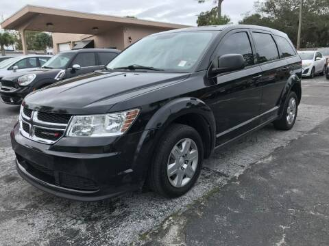 2012 Dodge Journey for sale at AutoVenture Sales And Rentals in Holly Hill FL