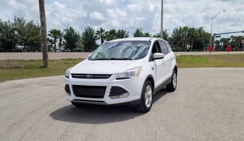 2016 Ford Escape for sale at FLORIDA USED CARS INC in Fort Myers FL