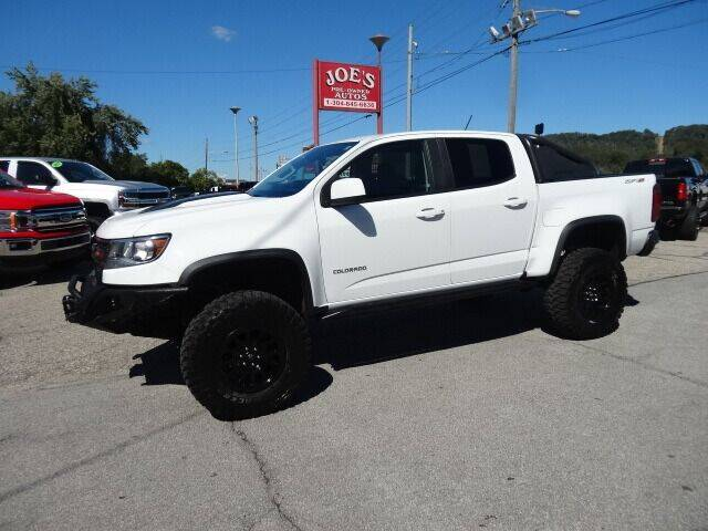 2019 Chevrolet Colorado for sale at Joe's Preowned Autos in Moundsville WV