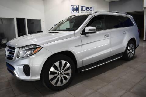 2017 Mercedes-Benz GLS for sale at iDeal Auto Imports in Eden Prairie MN