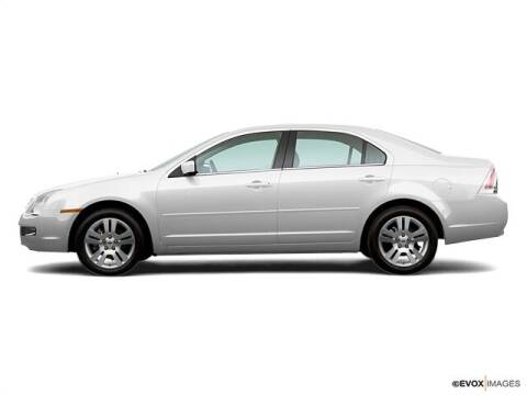 2006 Ford Fusion for sale at Jamerson Auto Sales in Anderson IN