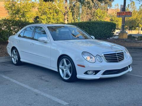 2009 Mercedes-Benz E-Class for sale at CARFORNIA SOLUTIONS in Hayward CA