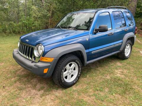 2005 Jeep Liberty for sale at Expressway Auto Auction in Howard City MI
