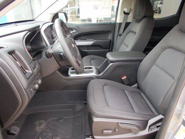 2021 Chevrolet Colorado 4WD LT - Pratt KS