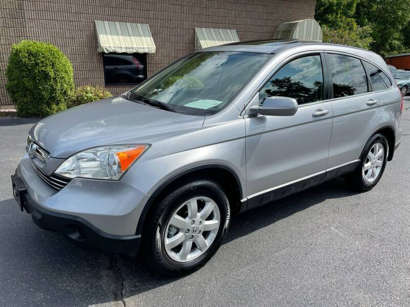 2007 Honda CR-V for sale at Depot Auto Sales Inc in Palmer MA