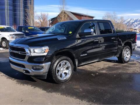2019 RAM Ram Pickup 1500 for sale at Snyder Motors Inc in Bozeman MT