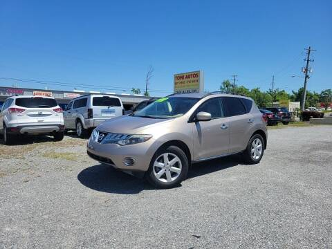 2009 Nissan Murano for sale at TOMI AUTOS, LLC in Panama City FL