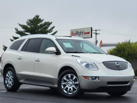 2012 Buick Enclave for sale at BuyRight Auto in Greensburg IN