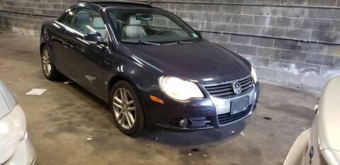 2008 Volkswagen Eos for sale at O A Auto Sale in Paterson NJ