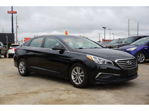 2016 Hyundai Sonata for sale at Autosource in Sand Springs OK