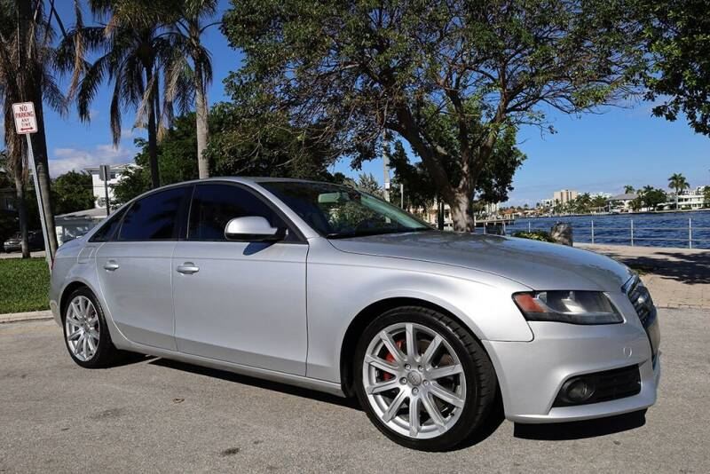 2011 Audi A4 for sale at Silva Auto Sales in Pompano Beach FL