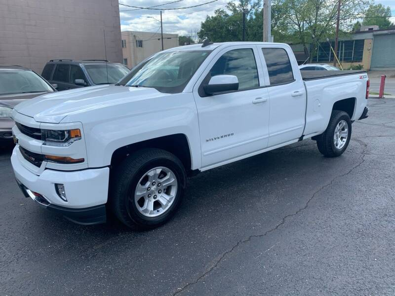 2019 Chevrolet Silverado 1500 LD for sale at Superior Used Cars Inc in Cuyahoga Falls OH