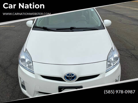 2011 Toyota Prius for sale at Car Nation in Webster NY