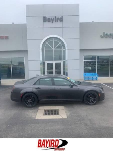2019 Chrysler 300 for sale at Bayird Truck Center in Paragould AR