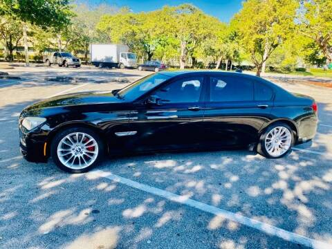 2012 BMW 7 Series for sale at The PA Kar Store Inc in Philadelphia PA