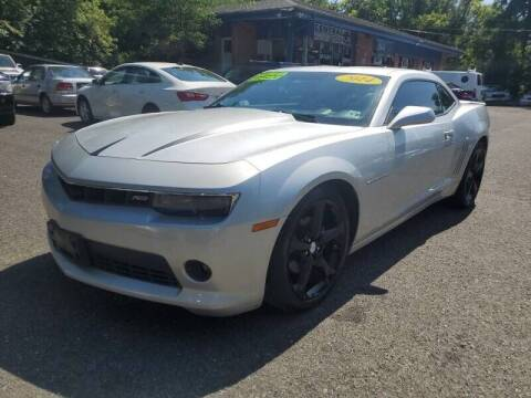 2014 Chevrolet Camaro for sale at CENTRAL GROUP in Raritan NJ