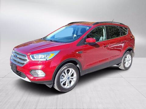 2017 Ford Escape for sale at Fitzgerald Cadillac & Chevrolet in Frederick MD
