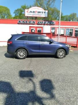 2016 Kia Sorento for sale at CARFIRST ABERDEEN in Aberdeen MD