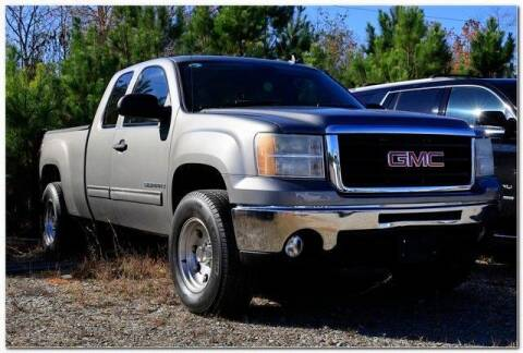 2009 GMC Sierra 1500 for sale at WHITE MOTORS INC in Roanoke Rapids NC