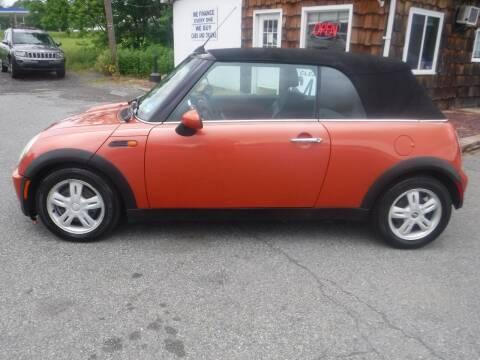 2006 MINI Cooper for sale at Trade Zone Auto Sales in Hampton NJ
