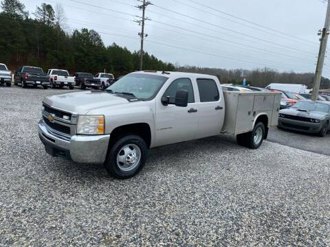 2008 Chevrolet Silverado 3500HD for sale at Billy Ballew Motorsports in Dawsonville GA