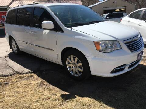 2014 Chrysler Town and Country for sale at 4X4 Auto in Cortez CO