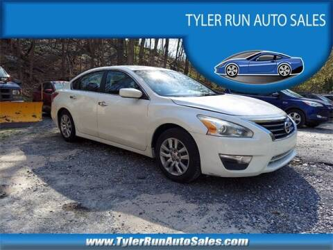 2013 Nissan Altima for sale at Tyler Run Auto Sales in York PA
